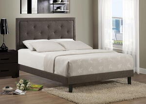 Becker Black Twin Bed Set