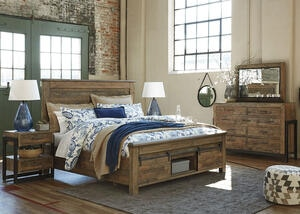 Crestwood 8 Pc. King Bedroom