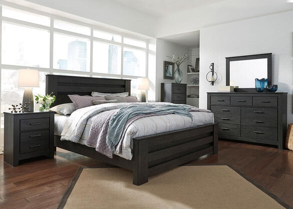 Bryce 8 Pc. King Bedroom