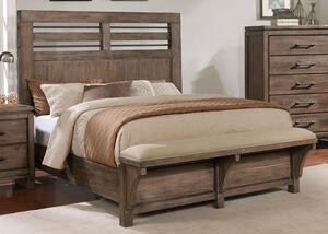 Glendale King Bed