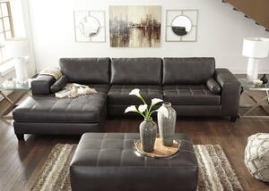 Kinglsey 2 Pc. Sectional (Reverse)