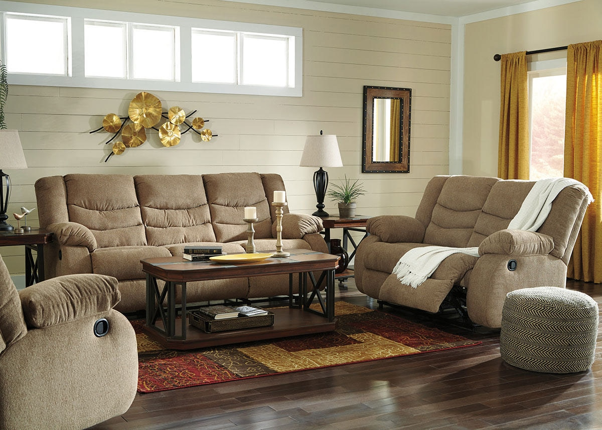 Talen Sand 3 Pc. Living Room