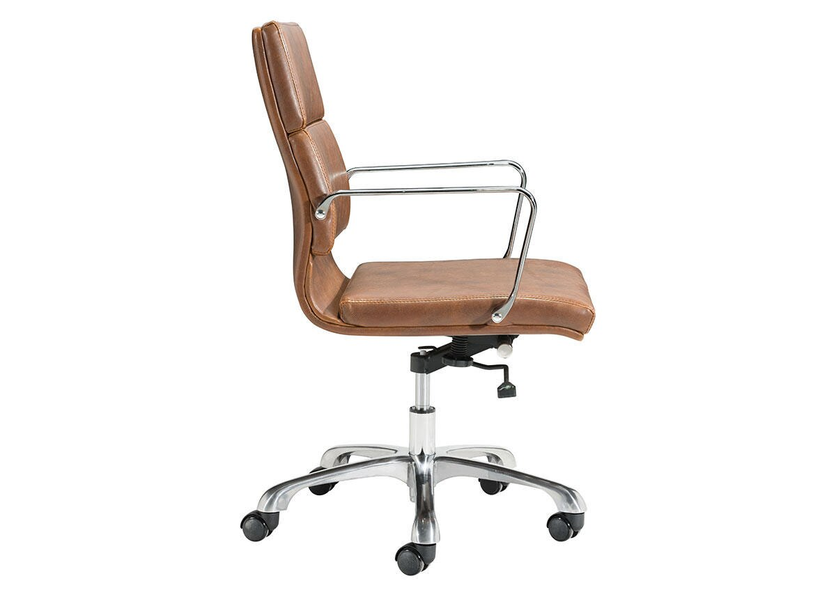 Ithaca Office Chair Brown Brown