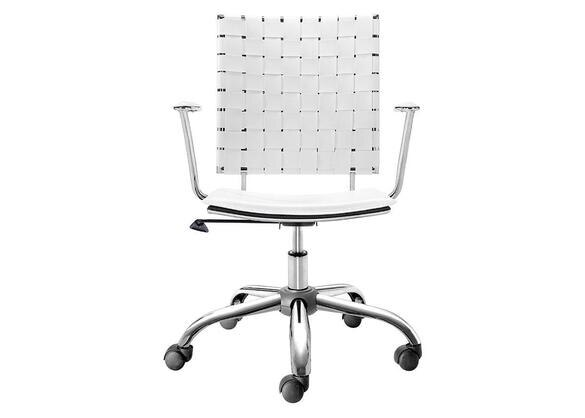 X-Cross White Office Chair