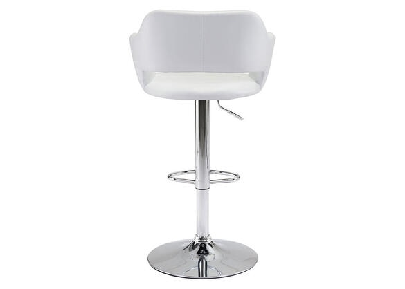 Hysteria Bar Chair White White