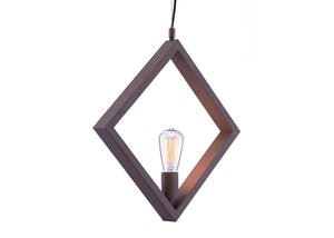 Napier Ceiling Lamp Brown