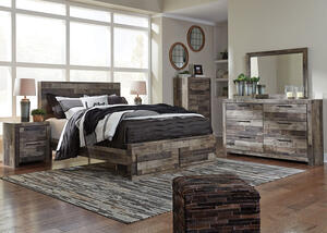 Ethan 7 Pc. Queen Bedroom