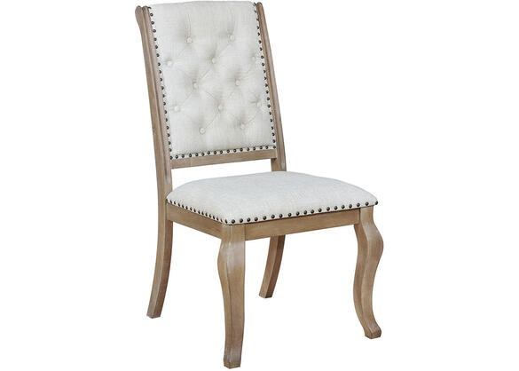 Glen Cove Barley Brown Dining Chair by Scott Living