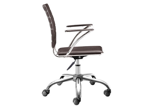X-Cross Espresso Office Chair