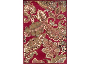Surya Riley Red Rug - RLY5020