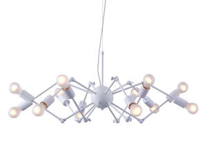 Perma Ceiling Lamp White