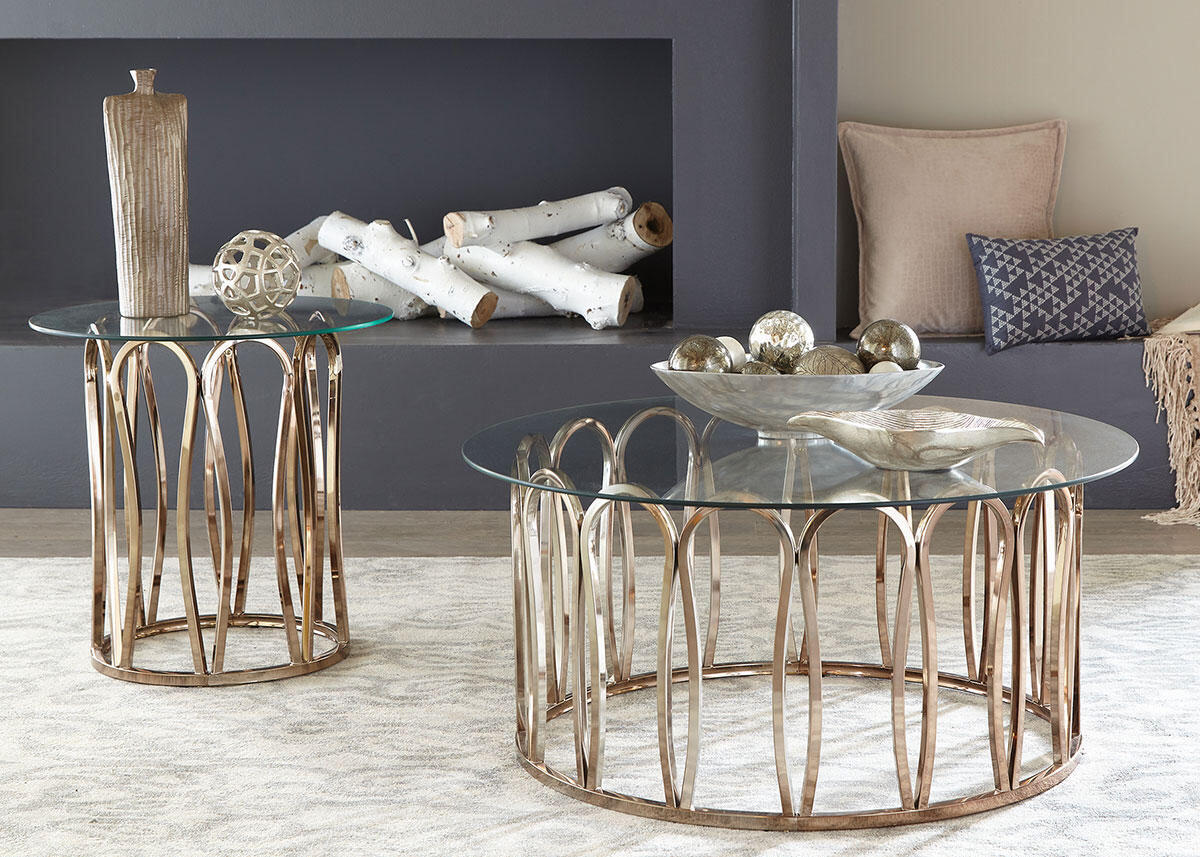 Hemet Cocktail Table by Scott Living