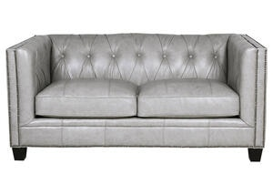 Loveseat Brigitte Gray