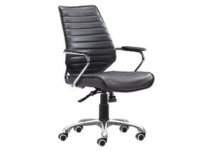Enterprise Black Office Chair