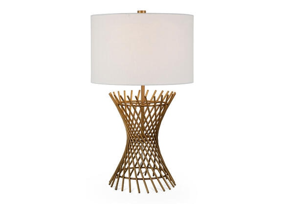 Otho Table Lamp Yellow