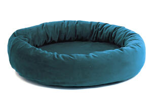 Memorypedic Dog Bed Peacock