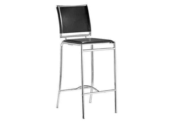 Soar Bar Chair Black Black