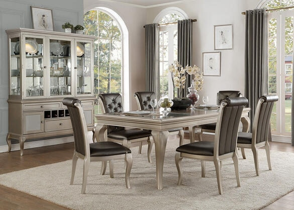Zena 7pc Dining Room