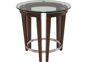 Hazel Complete End Table