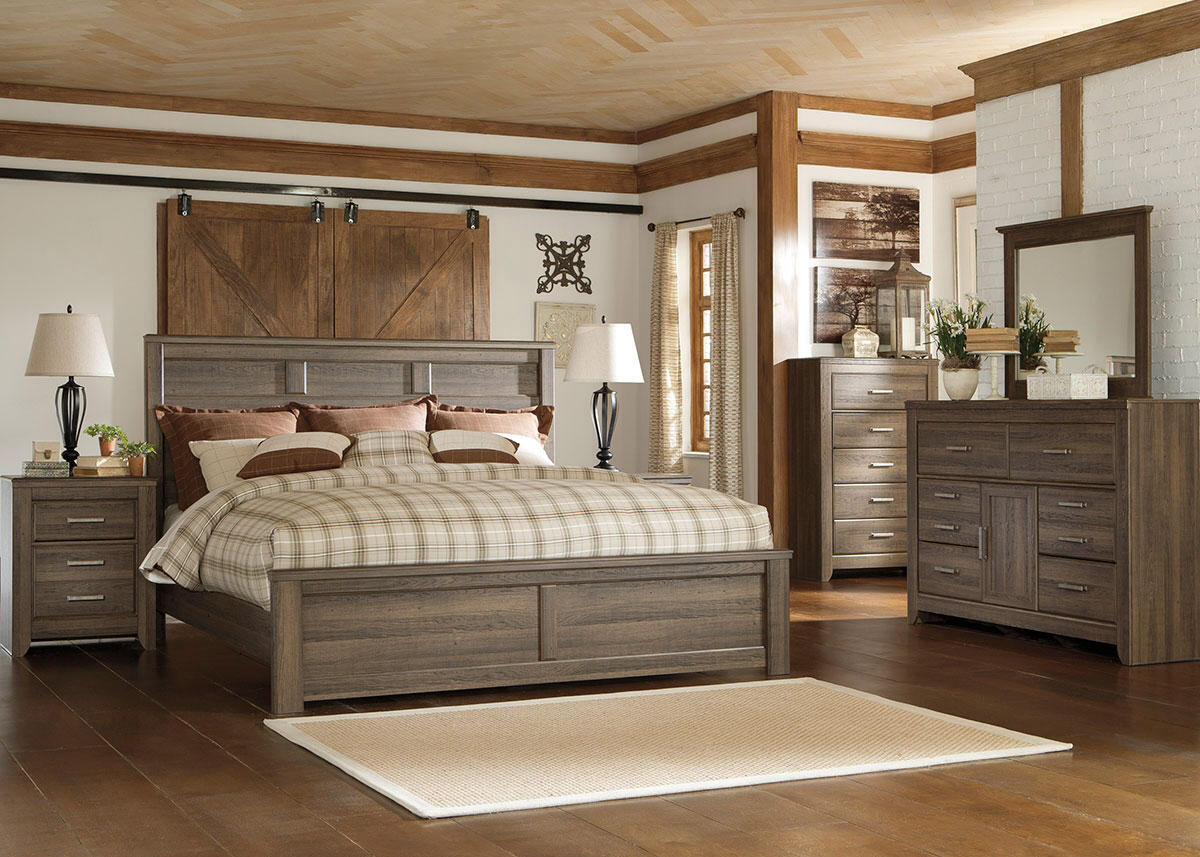 CARTER 7PC KING BEDROOM