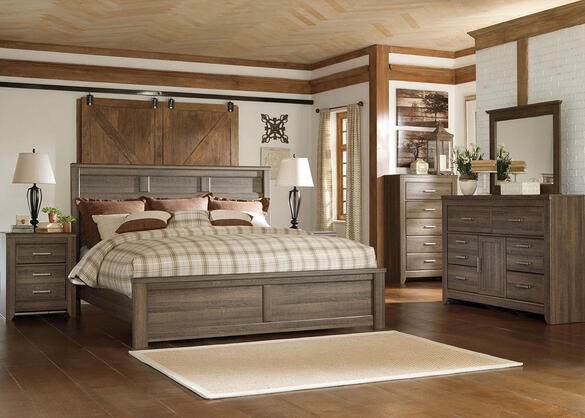 Carter 8 Pc. King Bedroom