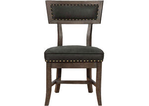 Mayberry Brown Side Chair