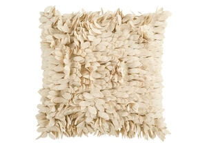 Claire Throw Pillow Khaki