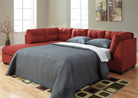MARLO 2 PC RAF SLPR SECTIONAL RED