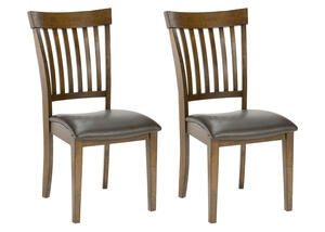 Arbor Hill 2 Pc Chair Set