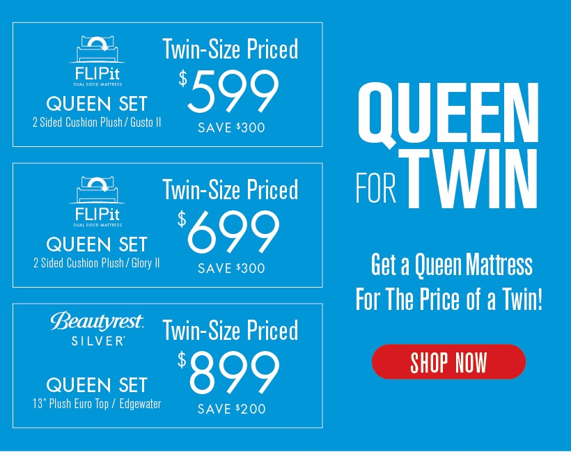Queen for a Twin
