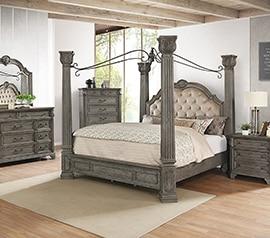 Traditional King Bedroom