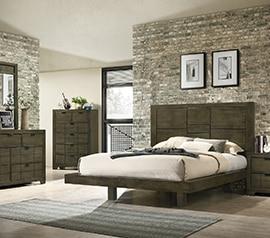 Modern Queen Bedroom