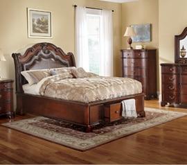 Traditional Queen Bedroom