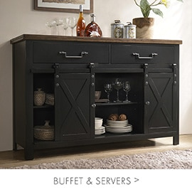Buffet And Servers