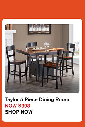 Taylor 5 pc Dining