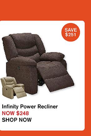 Infinity Recliner