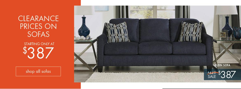 Klein Sofa